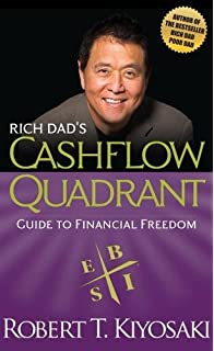 Rich Dad's Cashflow Quadrant: Guide to Financial Freedom price comparison at Flipkart, Amazon, Crossword, Uread, Bookadda, Landmark, Homeshop18
