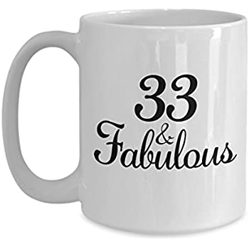 33rd Birthday Gifts Ideas For Women
