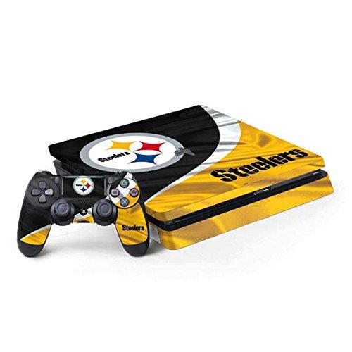 Skinit NFL Pittsburgh Steelers PS4 Slim Bundle