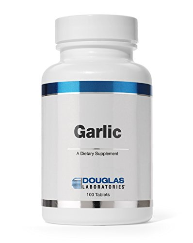 Douglas Laboratories - Garlic (Odorless) - Supports Cardiovascular Health and Immunity* - 100 Tablets