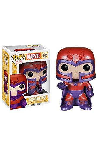 Funko Marvel POP! Marvel Magneto Exclusive Vinyl Bobble Head