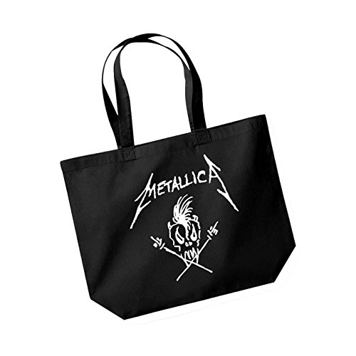Metallica Scary guy tote Bag - Scary Guy Metallica
