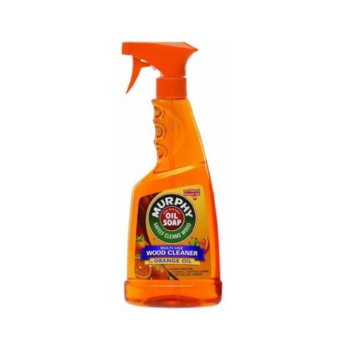Murphy's Oil 1030 22-Ounce Orange Multi-Use Wood Cleaner Spray (Pack of 6)