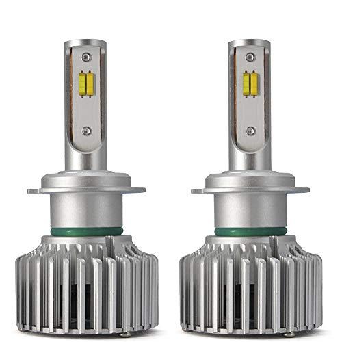 Buy h7 headlight bulb yellow