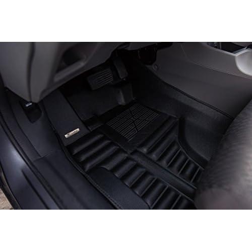 TuxMat Custom Fit 3D Car Floor Mats For Hyundai Elantra GT 2018 Model (Full