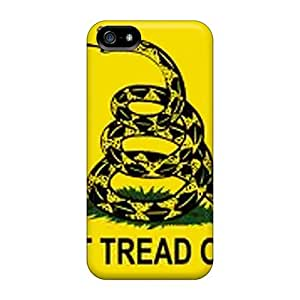 Premium 2nd Amendment Back Cover Snap On Case For Iphone 5/5s