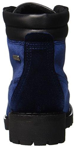 Velvet navy Bottes Tamaris 25742 Bleu Femme wxanqSzH