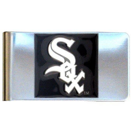 - MLB Chicago White Sox  Steel Money Clip