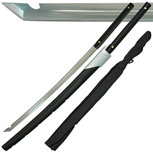 Cyborg Ninja Rising Futuristic 1045 Carbon Steel Sword
