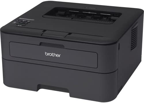 Brother HL-L2340DW Laser Printer - Monochrome - 2400 x 600 dpi Print - Plain Paper Print - Desktop - 26 ppm Mono Print - 250 sheets Input - Automatic Duplex Print - LED - Wireless LAN - USB - HL-L2340DW