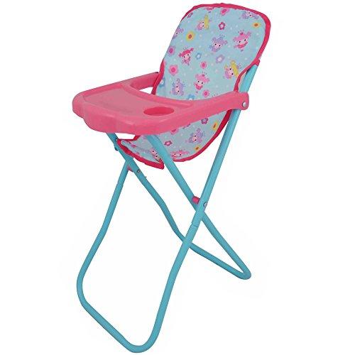 Dolls World 8205 Deluxe High Chair Peterkin UK Ltd