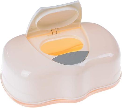 JINSUO RCKJB Wet Wipes Caja de plástico Tejido húmedo toallitas ...