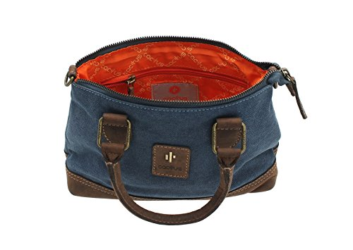 Bag And Purple Oiled Leather 81 Distressed Denim Grab 825 Cactus Canvas B6SxYY