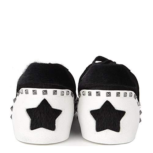 Ash Con Da Borchie Neo Nero Nere Footwear Sneakers Donna rtPwrYzvqn