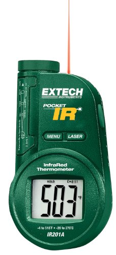 Extech IR201A Pocket IR Thermometer