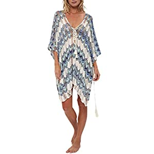 HARHAY Women's Summer Swimsuit Bikini Beach Swimwear Cover up
