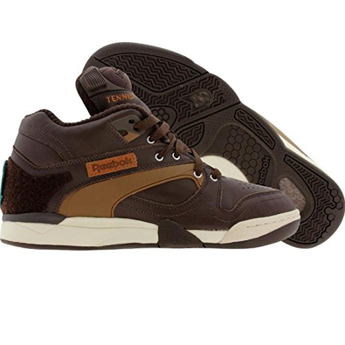 Reebok Court Victory Lace-up Fashion Sneaker,Earth/Just Brown/Brown Malt/Paperwhite/Silver,10 M US