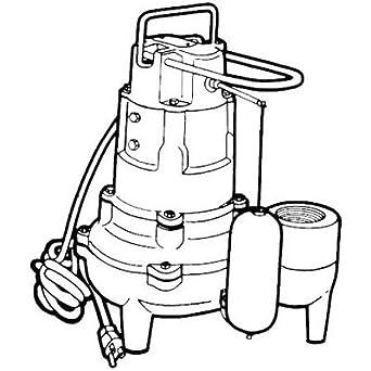 Home Sewage Pumps