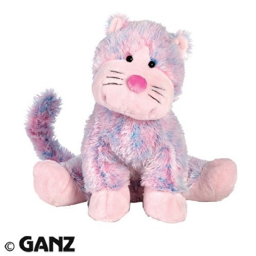 Webkinz Bubblegum Cheeky Cat with Trading Cards by - Cards Bubble Trading Gum