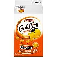 Pepperidge Farm Goldfish Cheddar Crackers, 30 Ounce Carton