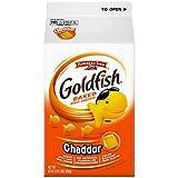 Pepperidge Farm Goldfish Crackers, Cheddar, 30