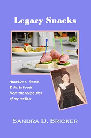 book cover of Legacy Snacks