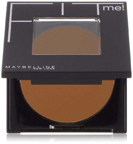 Maybelline New York Fit Me Pressed Powder, Toffee 330, 0.03 Ounce - Maybelline Fit Me 330