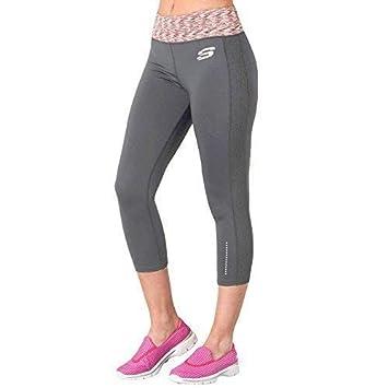 Skechers Mujer Deportes Gimnasia Atletismo Leggings corto ...