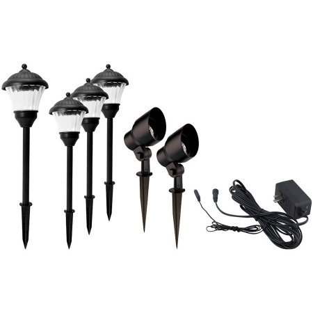 Archdale Quickfit LED Pathway Lights - 7 Piece Set! by Better Homes and Garden