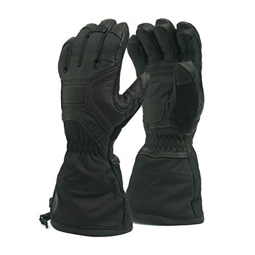 Black Diamond Guide Gloves Black MD