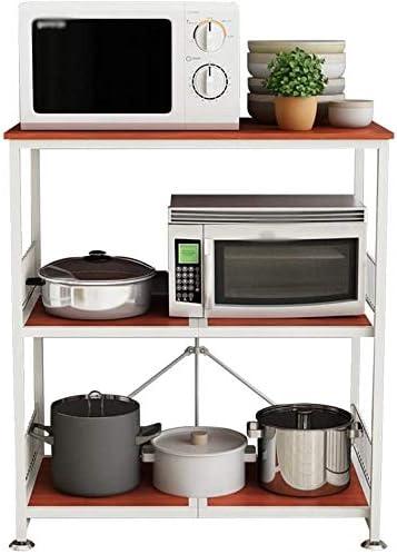 Piso de la cocina capa de placa 3 armarios/especias rack ...