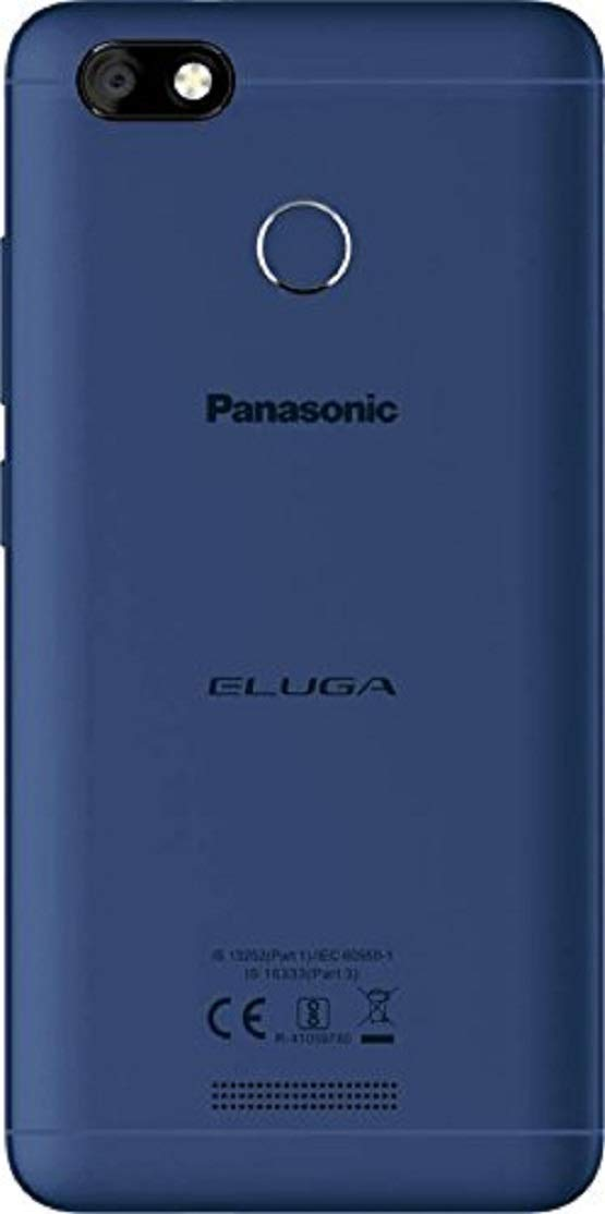 Panasonic Eluga A4 with 5 2-inch display, 5000mAh battery (Blue)