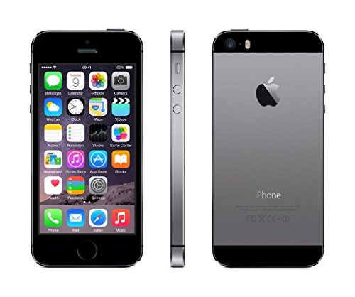 Apple iPhone 5S 16 GB Virgin Mobile, Space Gray