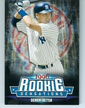 bc125c7c38d Derek Jeter baseball card (New York Yankees World Series Champion) 2015  Topps  RS18