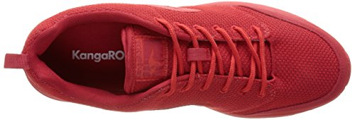 KangaROOS Rouge Red da 670 Current Flame Unisex Ginnastica Scarpe Adulto 1wTUSRq1