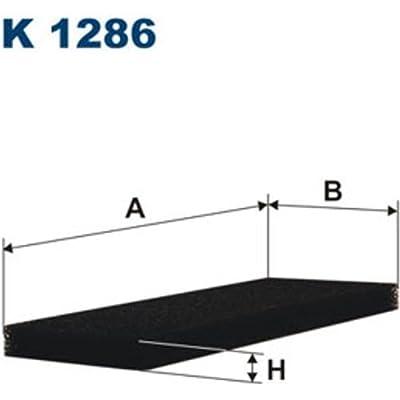 Filtron K1286 Heating: Automotive