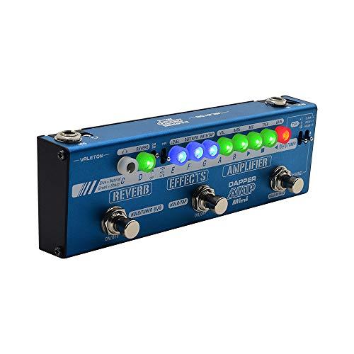 Valeton MES-6 Dapper Amp Mini Digital Multi-Effects Pedal