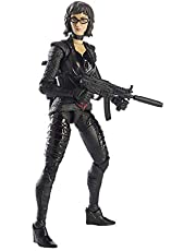 G.I. Joe Classified Series Snake Eyes: G.I. Joe Origins Baroness Collectible Figure 19, Premium 6-Inch-Scale Toy with Custom Package Art