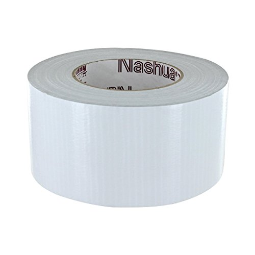 Duct Tape 3 in x 60 yd - White - 9 mil - 1 Pack