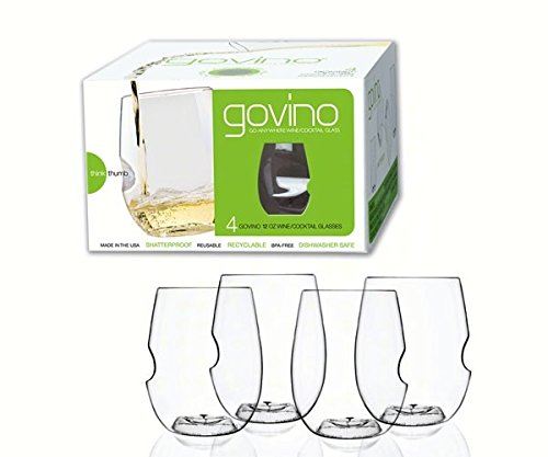 Govino Dishwasher Cocktail Glasses 4 Pack product image