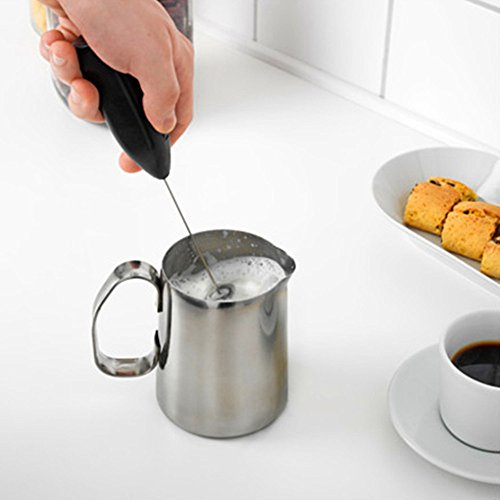 Money coming shop batidora Coffee Electric Milk frother foamer rother batidora Drink Whisk Mixer Egg Beater Mini Handle Stirrer Kitchen Tool