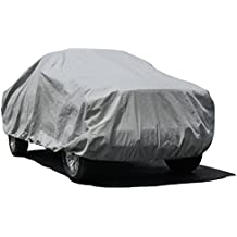 Budge Lite Truck Cover Fits Truck with Long Bed Extended Cab Pickups up to 249 inches, TB-4X - (Polypropylene, Gray)