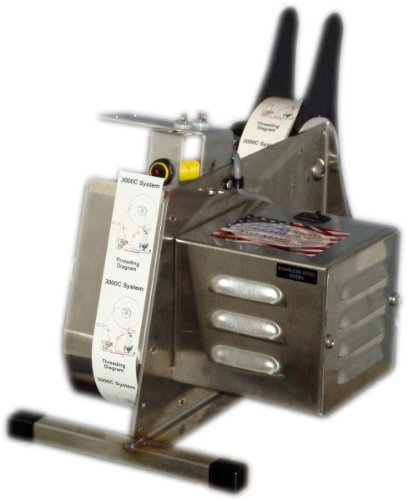 Take-a-Label 25000-SS 02 TAL-250 Stainless Label Dispenser with Photo Cell