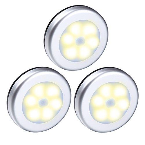 ORIA Motion Sensor Light, LED Night