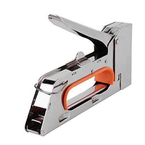 Light Duty Staple Gun Kit Stapler For Upholstery Fabric Wood