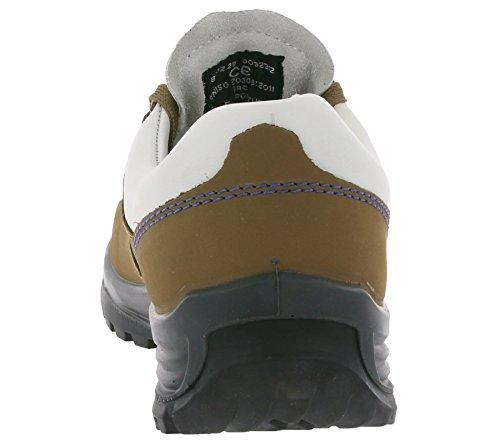 De Marron 2011 Sécurité Chaussures Glider En Cuir Redbrick 20345 Véritable Exa0STqaw