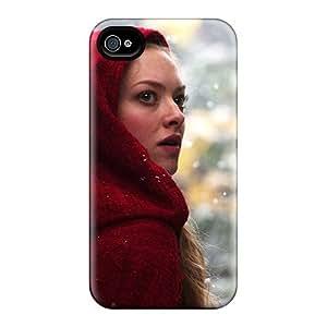 DaMMeke JoEpKUL5602KWwxa Case For Iphone 5/5s With Nice Amanda Seyfried In Red Riding Hood Appearance by lolosakes