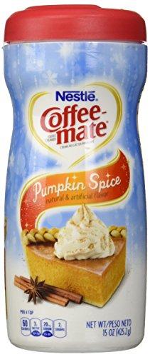 Nestle Coffee mate Pumpkin Non Dairy Creamer