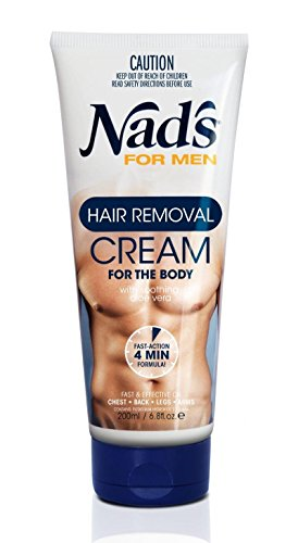 Price comparison product image Nad's For Men Hair Removal Cream, 6.8 oz.
