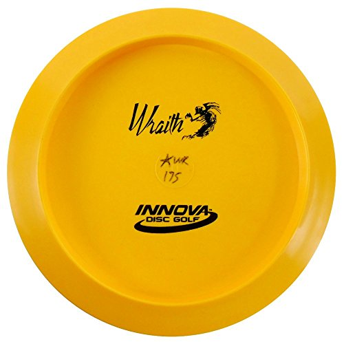 (INNOVA Bottom Stamp Star Wraith Distance Driver Golf Disc [Colors May Vary] - 170-172g)